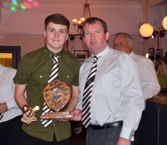 Bow Street Res Top Goalscorer