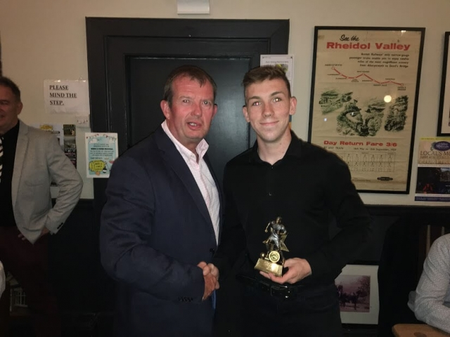U19's Players Player of the Year - Dion Davies
