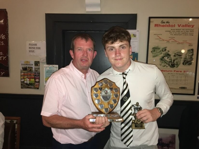 Reserve Team Top Goalscorer - Stephen Harrison
