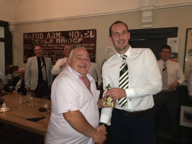 Reserve Team Players Player of the Year - Stephen Harrison
