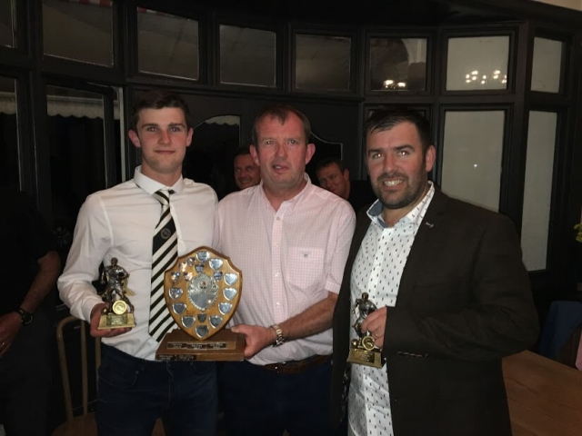 First Team Top Goalscorers - Tomos Evans and Mark Gornall