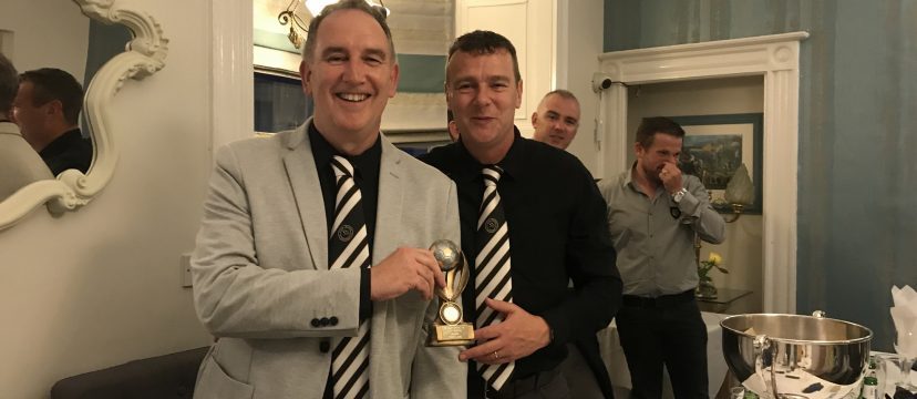 Clubman of the Year - Richard Lucas